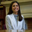 Valentines High School student and Young Citizen nominee Alizeh Moin. Picture: Anthony Michael