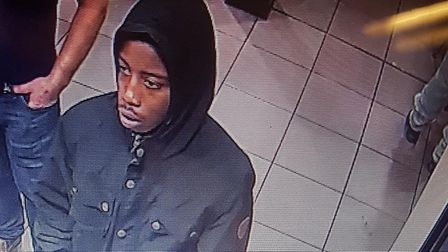 Man police want to question after stabbing outside McDonalds in Claps Lane, East Ham, on October 8.