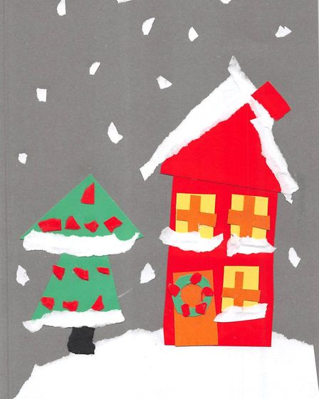 The overall winning design by New City Primary School pupil Elyona Ramdayal, five