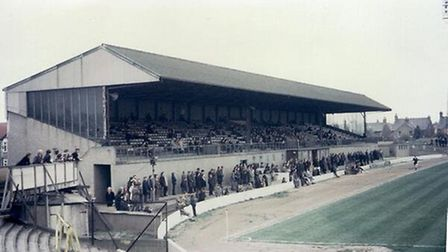 Brooklands Ground in Romford