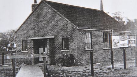 Back then, Mount Pleasant Gospel Hall.