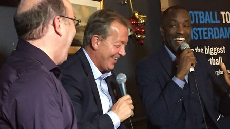Alan Curbishley and Chris Powell are supporting the Prostate UK campaign