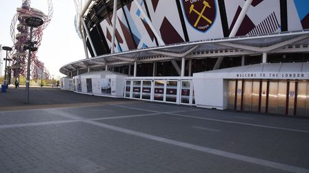 The London Stadium Picture: Ken Mears
