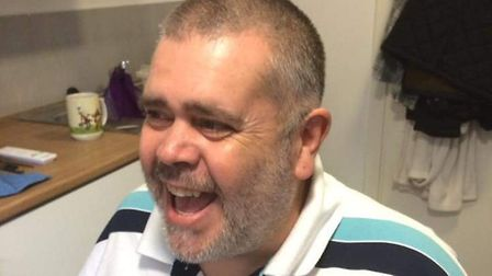 Kevin Muncey has been helped by Lorraine and could have lost his legs to gangrene without her