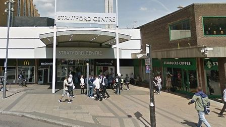 Stratford Mall shopping centre. Picture: Google