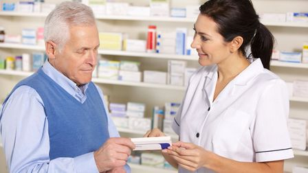 Your pharmacist can advise you on which medicines you should have in your cabinet, to help get you a