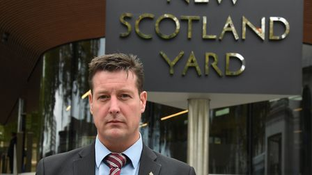 Det Ch Supt Sean Yates has appealed for the community's help to tackle youth knife crime, saying 'we