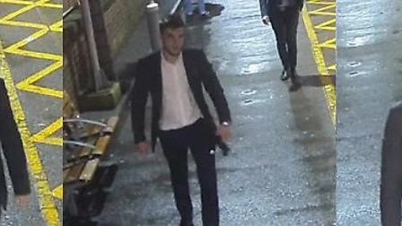 Police would like to speak to these men Picture: BTP