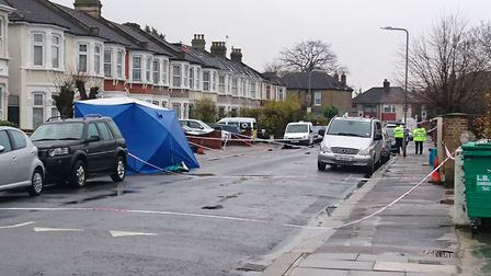 Detectives have launched a murder investigation after a 44-year-old woman was found stabbed to death