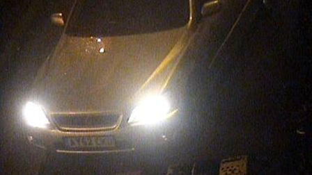 Police want to trace this silver Lexus, number plate AY52 CKD. Picture: Metropolitan Police