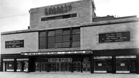 The Embassy Cinema. Photo: RIBA Collections