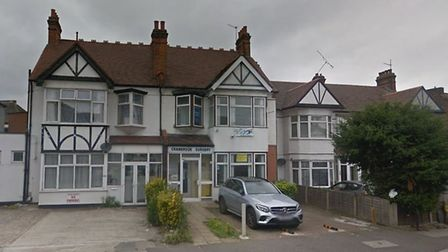 Cranbrook Surgery in Cranbrook Road, Gants Hill. Photo: Google Maps