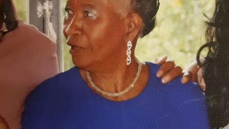 Pictured is Elfrieda Taylor from Ilford. Police have issued an appeal to find her after she went mis