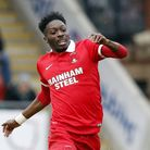 Blair Turgott, pictured during a spell at Leyton Orient, was on trial at Southwark Crown Court Pictu