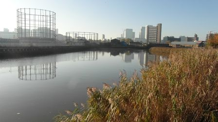 Schools can win a boat trip on the River Lea