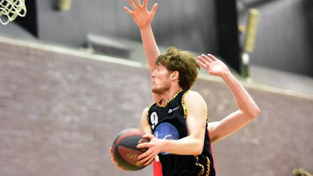 Essex Leopards Will Ashby in action against the Sussex Bears (Pic: Dave Ryan)