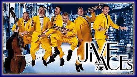 The Jive Aces are a six-piece group who love to make feel good music.