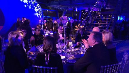 Havering's biggest business event saw 21 businesses competing for eight prestigious awards. Photo: H