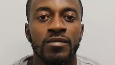 33-year-old Aymon Popo has been sentenced to more than six years for conspiracy to possess a firearm