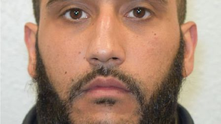 Shafi Mohammed Saleem. Picture: Met Police