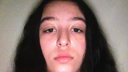 Tiana McFarlane, 12, was found safe and well. Picture: Met Police