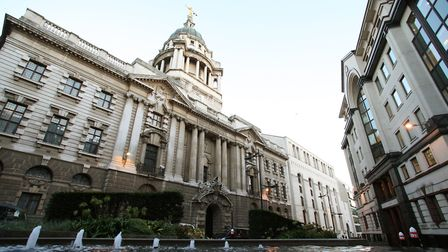 Stock image of the Central Criminal Court Old Bailey.