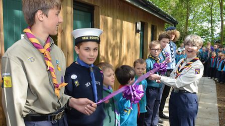 Herringfleet Scout Camp