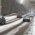 Havering snow pictures.