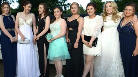 East Point Academy PROM 2015.Picture: ANITA BAGLEY
