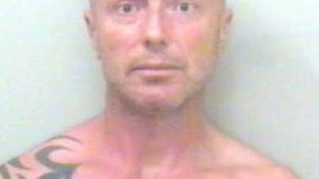 David Hudson, who has links to Romford, is wanted for questioning by Essex Police. Photo: Essex Poli