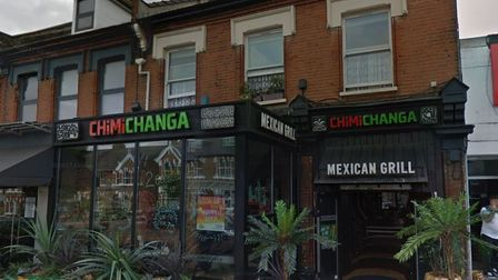 The Chimichangas in George Lane, South Woodford, is to close it has been announced. Photo: Google Ma
