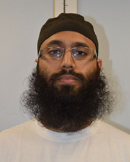 Muhammad Abid. Picture: Met Police