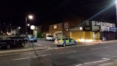 A teenager was stabbed by a gang of youths in Newbury Park last night. Photo: Archant.