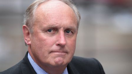 Paul Dacre, editor of The Daily Mail, Photo by Peter Macdiarmid/Getty Images