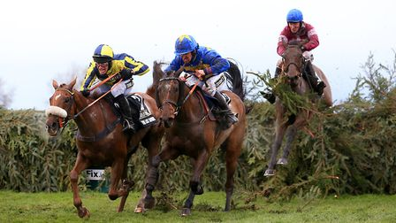 The Crabbie's Grand National. Picture: PA