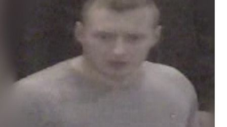 Police want to speak to this man about an assault outside the General Havelock pub, High Road, Ilfor