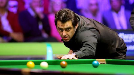 Ronnie O'Sullivan (pic: Richard Sellers/PA)
