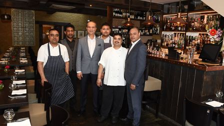 The Grand Trunk has been nominated for 3 awards in the London Indian Curry event. Owner Rajesh Suri