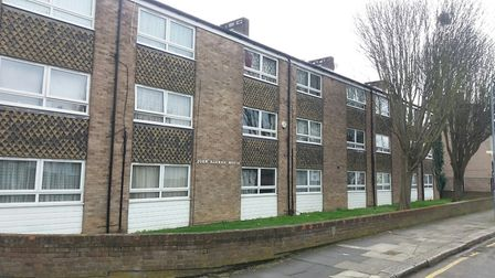 Paul Bansal has reported numerous cases of ASB at the John Barker House flats in Ilford