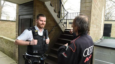 Paul Bansal has reported cases of ASB on numerous occasions at the John Barker House flats
