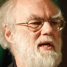 Dr Rowan Williams, The Archbishop of Canterbury, during his lecture to Theos in the Westminster Cent