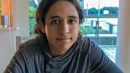 18-year-old Sami Sidhom. Picture: Met Police