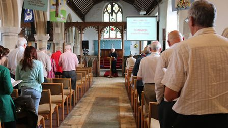 Christians Together event in Pakefield