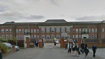 Gaynes School in Upminster has been placed in special measures. Photo: Google Maps