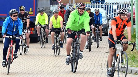 West to East Cycle Challenge