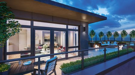 Countryside has launched a new phase of apartments in its Kings Park development.