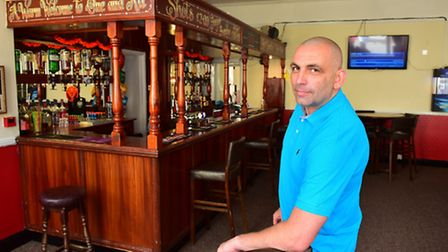 The former Havelock pub is now open again and has been re-named Fieldys.