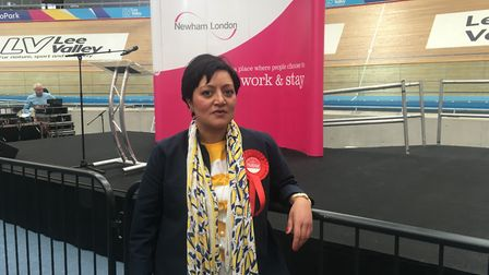 Ian Mckenzie helped orchestrate Rokhsana's successful election campaign to become Newham's mayor. Pi