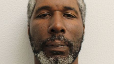 Keith Nelson has been jailed for life. Pic: Met Police.
