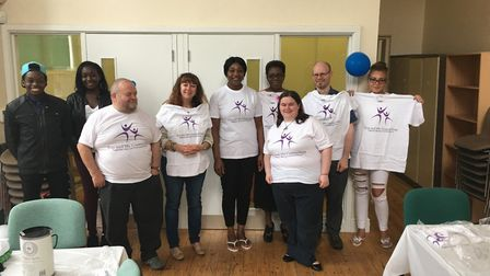 Members of the You and Me Counselling team. Photo by You and Me Counselling